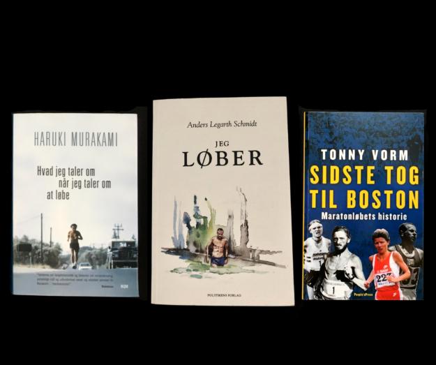 Tre inspirerende og indsigtsfulde løbebøger