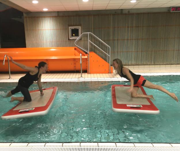 Aqua Cross – effektiv, hård og gratis træning