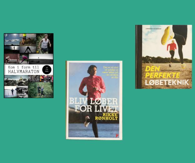 3 løbebøger for dig med ambitioner