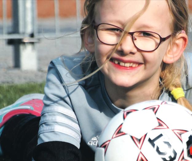 Fantastisk fodboldstart for piger i B1973