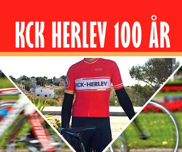 KCK-Herlev fejrer 100 år med jubilæumscykelløb