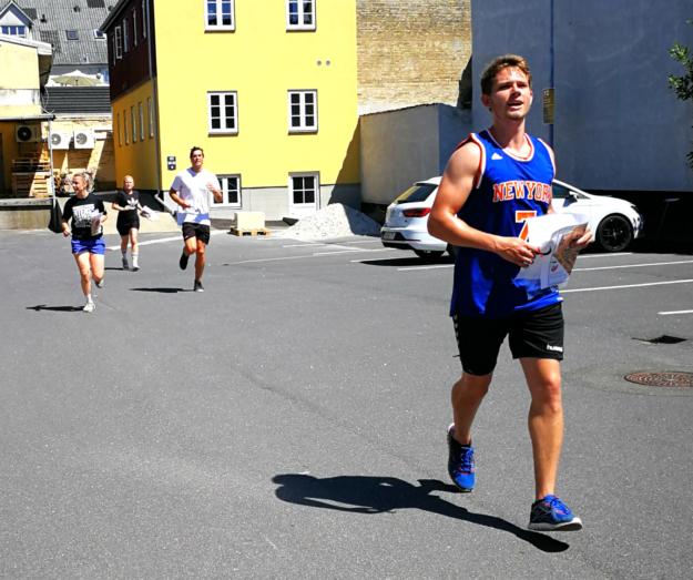 By-orienteringsløb i Herlev – find rundt i din by