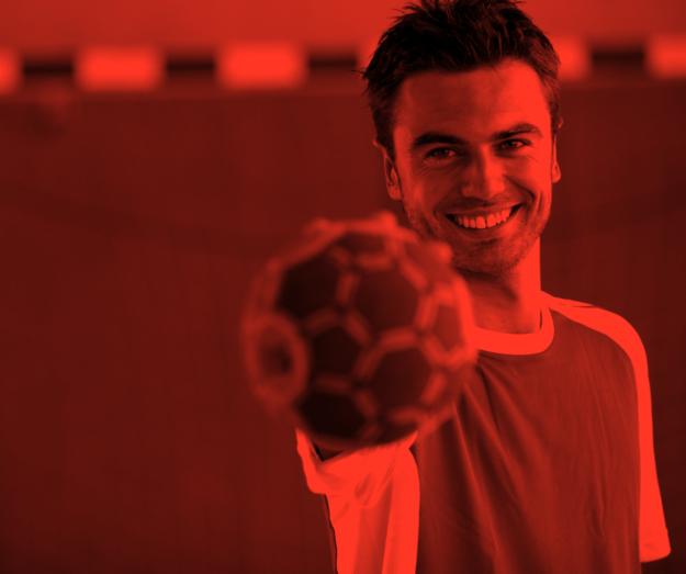 Kasteglade voksne og børn kan prøve sig af i Herlev/Hjorten Håndbold