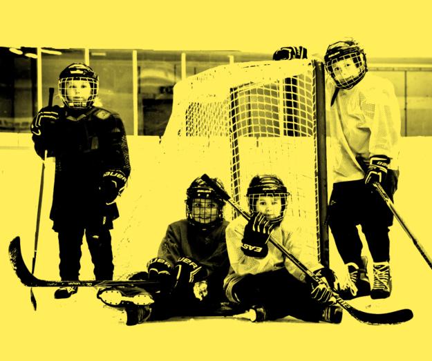 Løvedag er chancen for at prøve ishockey – og finde brølet i sig