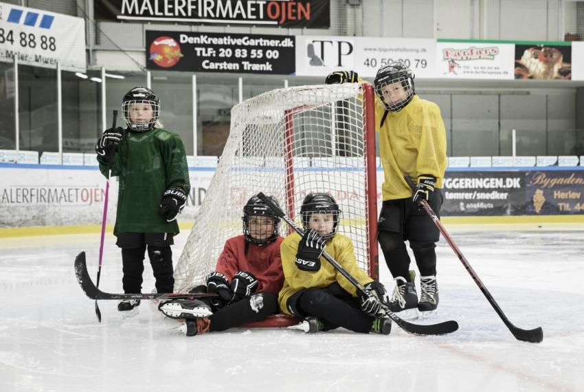 Herlev Skøjtehal ishockey GOHerlev
